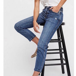 FREE People Boyfriend FIT Jeans NEW, Sz 29